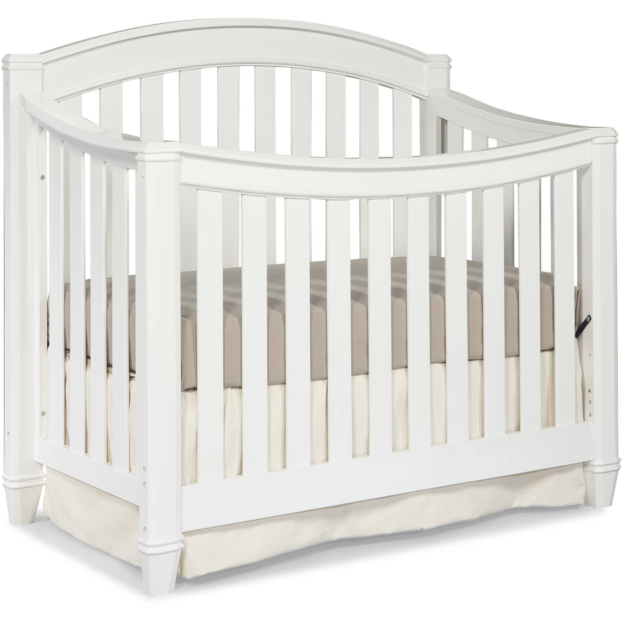 Thomasville Kids Highlands 4 In 1 Convertible Crib White