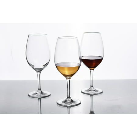 Nuglass 20oz Tritan Wine Glass 6-pack, BPA Free ()
