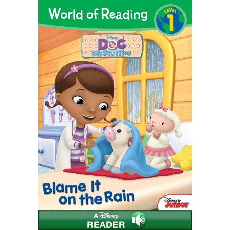 World of Reading Doc McStuffins: Blame it on the Rain - eBook](If It Rains On Halloween)