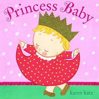 Princess Baby - eBook](Princess Story For Toddlers)