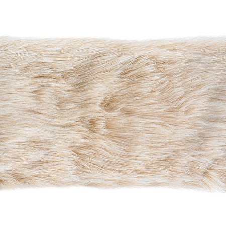 "Camel Fur Trim, 4""W, 6 yd, Multi"