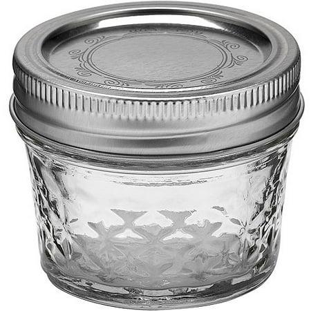ball 4 oz mason jars. ball 12-count 4-ounce jelly jars with lids and bands 4 oz mason walmart