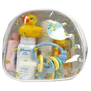 Johnson's Baby Travel Bag (10 piece) 1 ea (Pack of 3)
