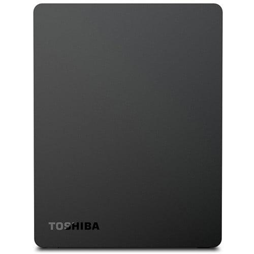 Toshiba Canvio 4TB External Desktop Hard Drive, Black