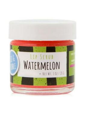 Fizz & Bubble Lip Scrub, Watermelon
