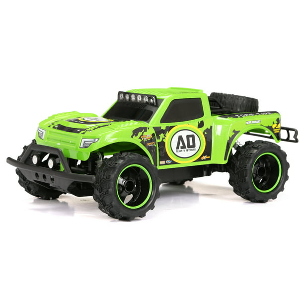 New Bright RC 1:14 Scale Remote Control Baja Buggy Trophy Truck 2.4GHz USB