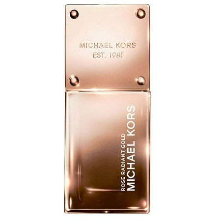 Michael Kors Rose Radiant Gold Eau de Parfum Spray, 1 Fl Oz