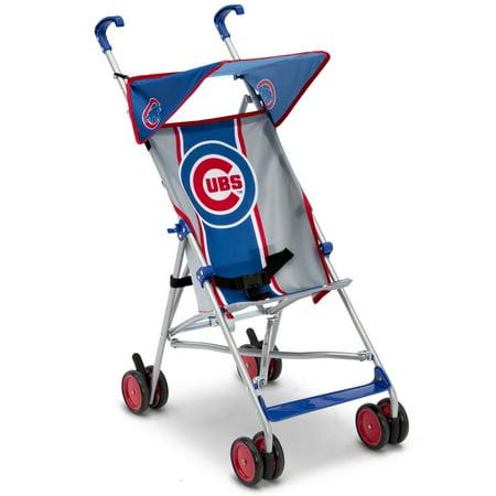 - MLB Chicago Cubs Lightweight Umbrella Stroller by Delta Children