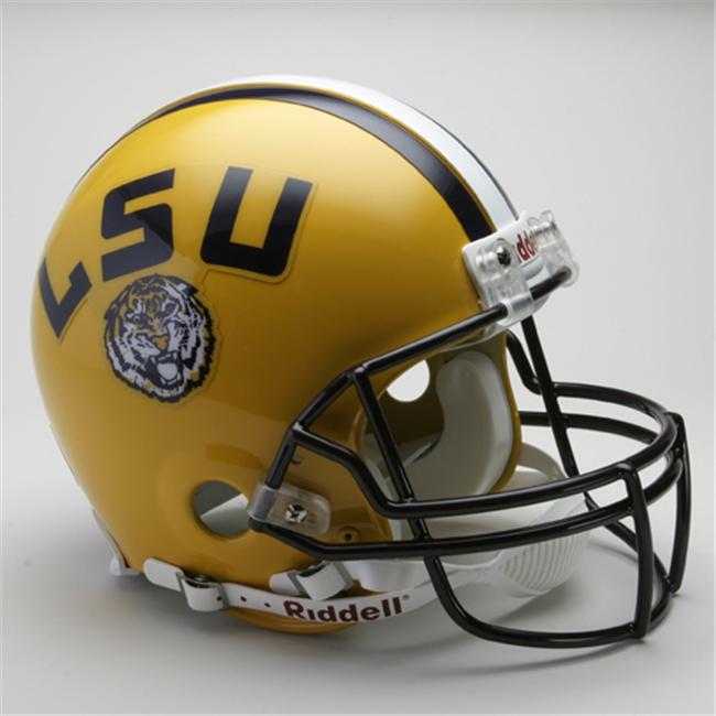 Victory Collectibles 31429 Rfa C Lsu - Tigers Full Size Authentic Helmet by Riddell