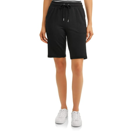 100% Cotton Basic Short - N.y.l. Sport Women's Athleisure 10