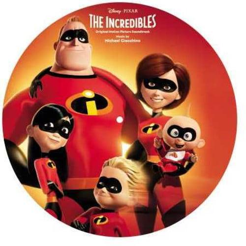 Michael Giacchino The Incredibles Original Motion