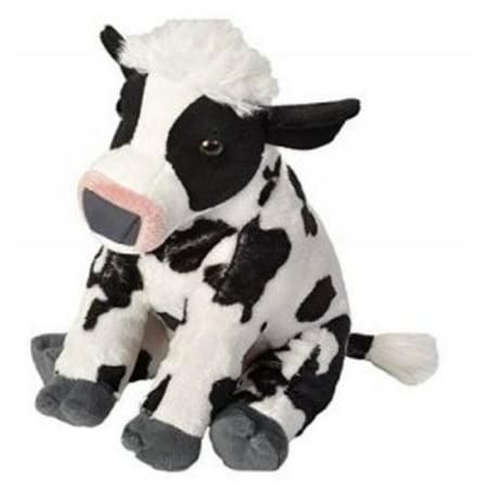 Wild Republic Cuddlekins Cow Stuffed Animal (Stuffed Cow Toy)