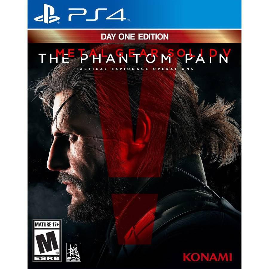 Metal Gear Solid V: The Phantom Pain (PS4)