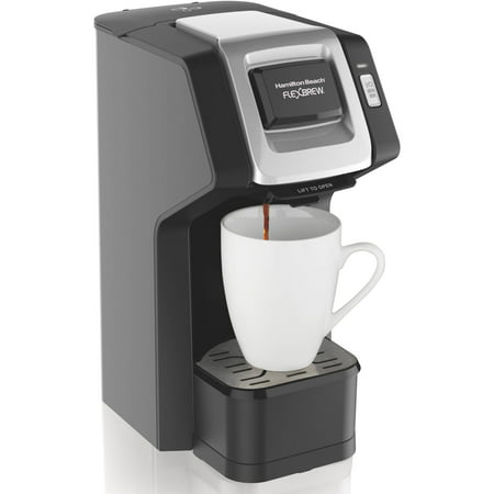 Hamilton Beach FlexBrew Single Serve Coffee Maker (Hamilton Beach 49981a Single Serve Scoop Coffee Maker)