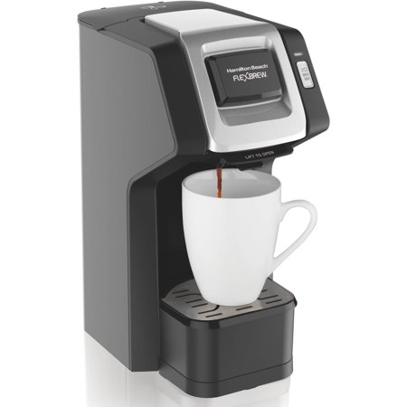 Hamilton Beach Flexbrew Single Serve Coffee Maker Model 49974