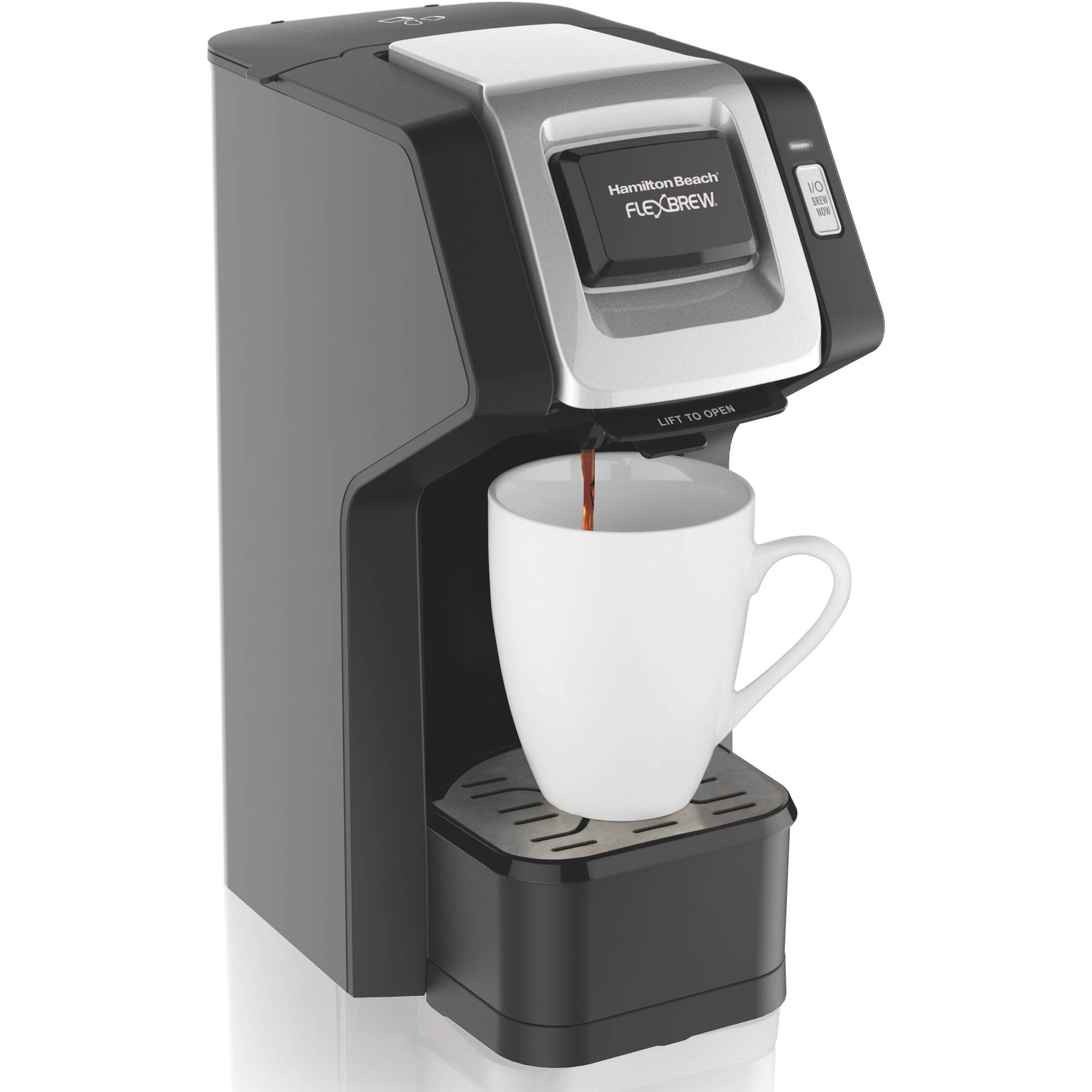 Hamilton Beach FlexBrew Single-Serve Coffee Maker | Model# 49974