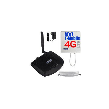 solidrf soho tri-band at&t, t-mobile 4g/lte cell phone booster for