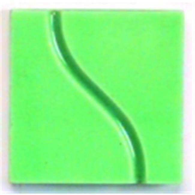 Lead-Free Non-Toxic Gloss True Flow Glaze - 1 Pt. - Green Glade