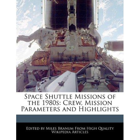 Space Shuttle Missions of the 1980s - Walmart.com
