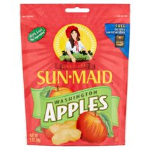Dried Fruit & Raisins: Sun-Maid Apples