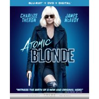Atomic Blonde (Blu-ray + DVD + Digital)
