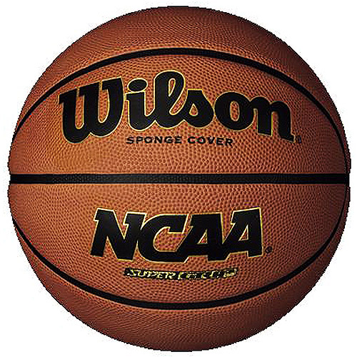 Wilson NCAA Super Grip 29.5 Basketball