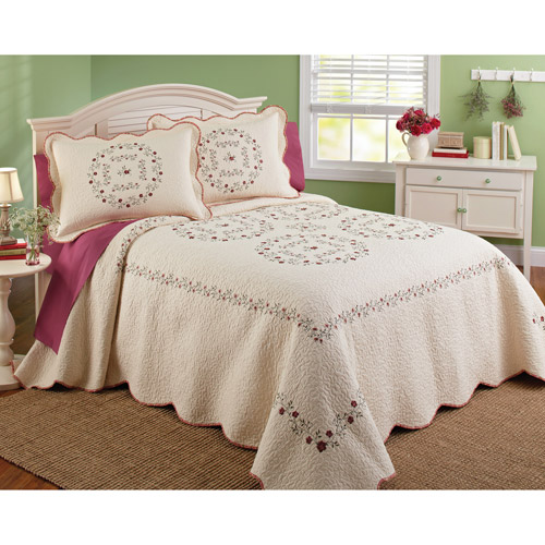 Better Homes and Gardens Lydney Bedding Bedspread Set