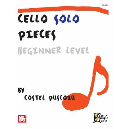 Cello Solo Pieces, Beginner Level - eBook