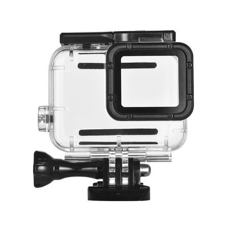 Action Camera Waterproof Housing Case Underwater 45 Meters for Diving Surfing Skiing for GoPro Hero 6/5/7 10 Underwater Housing