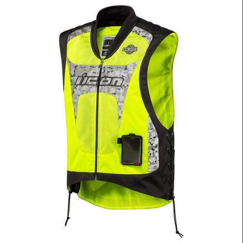 Icon Interceptor Vest Yellow 2XL/3XL