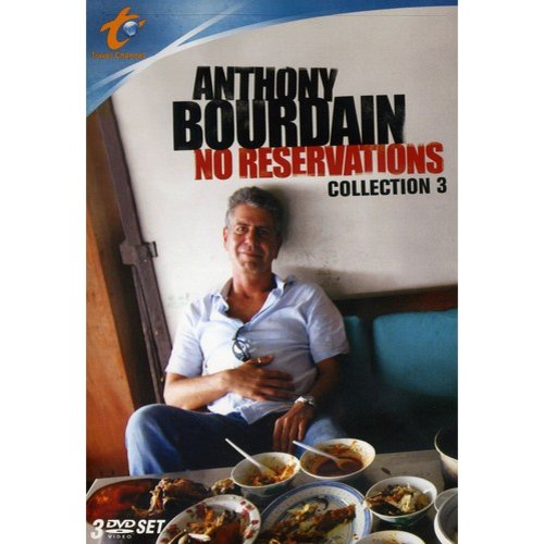 Anthony Bourdain: No Reservations Collection 3 by