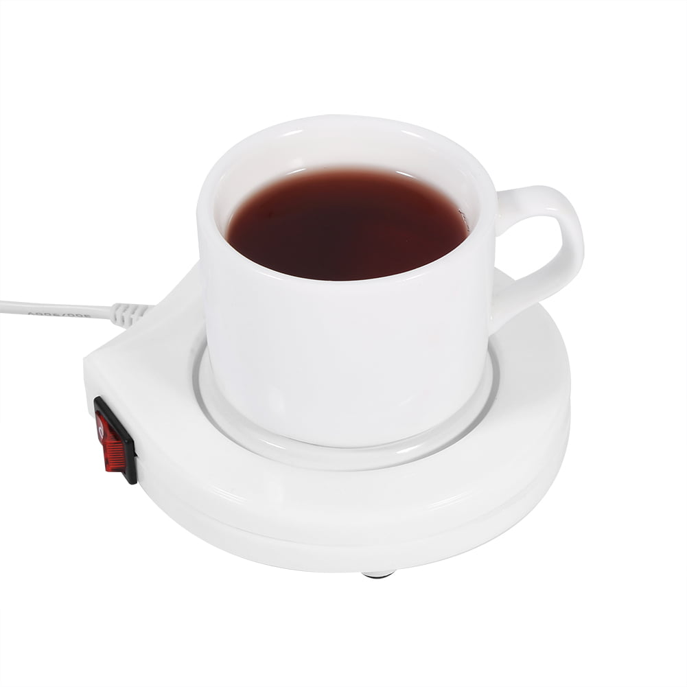 Dilwe Heater Pad 110v White Electric Powered Cup Warmer