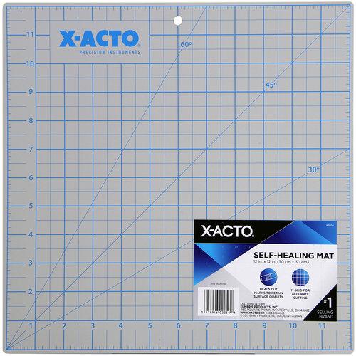 "X-ACTO Self-Healing Mat, 12"" x 12"""