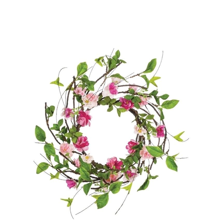 Sullivans Cherry Blossom Wreath