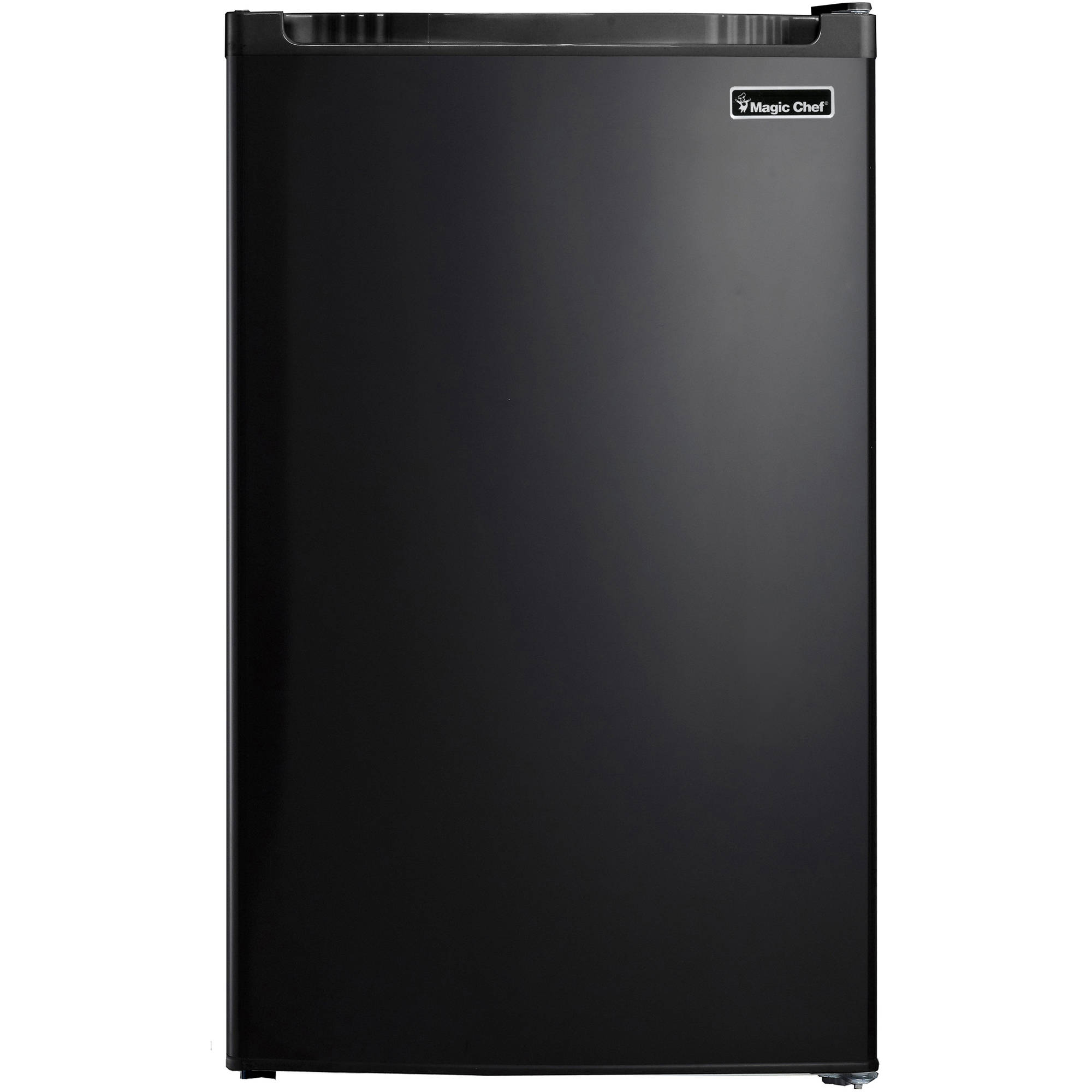 Magic Chef MCBR440B2 4.4 cu ft Refrigerator, Black