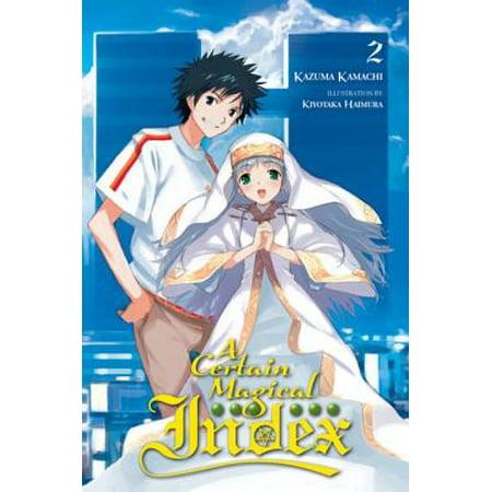 A Certain Magical Index, Vol. 2 (light novel) -