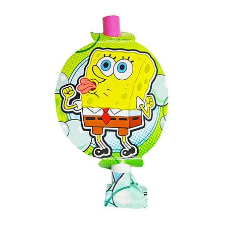 spongebob squarepants birthday party blowouts - 8ct.](When Is Spongebob Birthday)