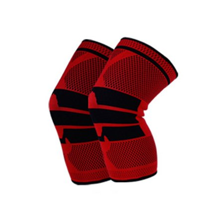 Full Knee Protector Autumn Winter Full Season Elastic Breathable Knee Pads Relief Prevent Sports Knee Support Brace - image 6 de 6