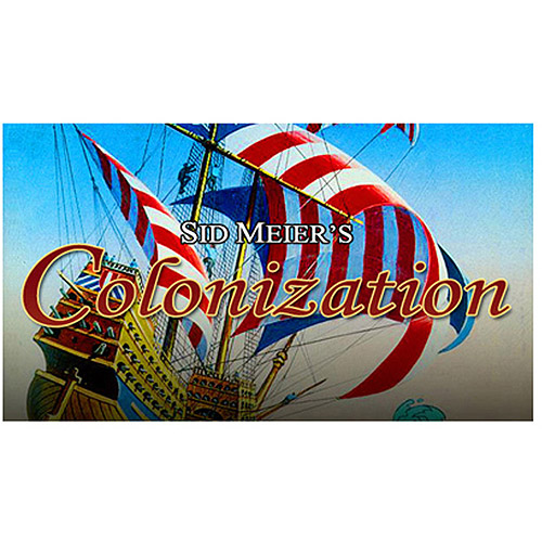 Tommo 58411044 Sid Meier's Colonization (PC/MAC) (Digital Code)