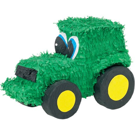 Tractor Pinata - Tractor Birthday Supplies