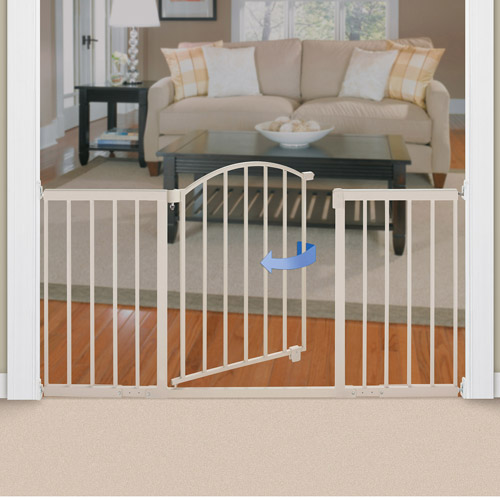 Summer Infant 6' Metal Expansion Walk Thru Gate
