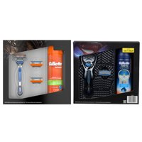 Gillette Fusion and Proshield Justice League Gift Set Bundle