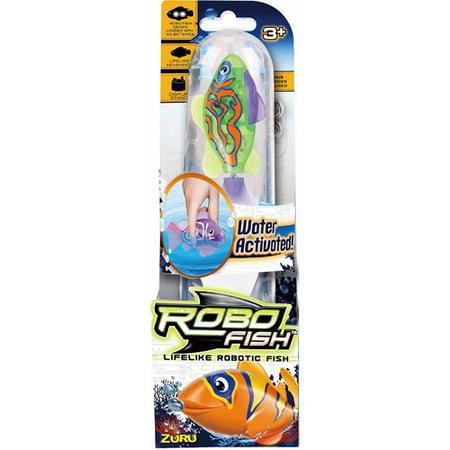 Zuru Robo Fish Wave 2 Walmartcom