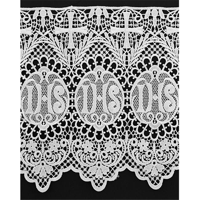 CBCS VS999XL 9 in. IHS Lace Surplice, Extra Large - image 1 of 1