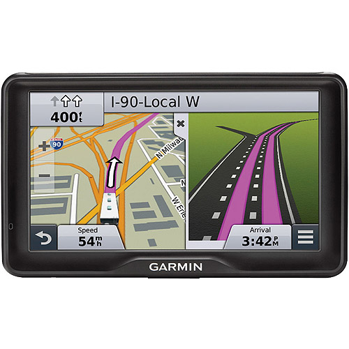 """Garmin RV 760LMT 7"""" RV GPS and Travel Planner with Lifetime Map and"""