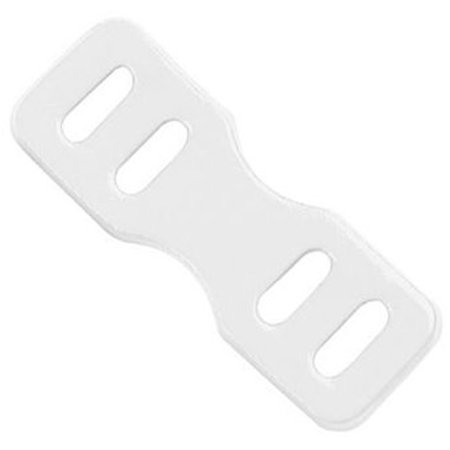 Cliff Keen Wrestling Chin Strap Pad - White Cliff Keen Chin Strap