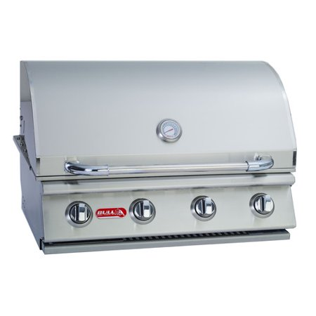 Bull Outdoor Products Outlaw 4-Burner Built-In Propane Gas