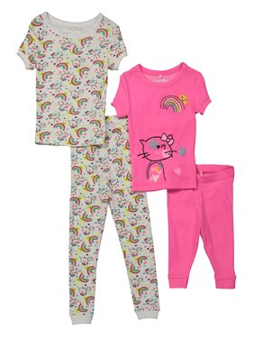 5b0c9c161 Green Toddler Girls Pajama Sets - Walmart.com