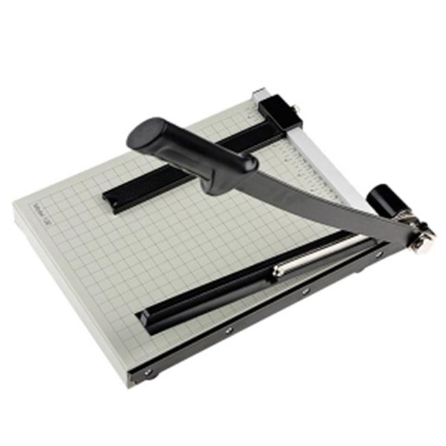 DAH 18E 18 in. Cut Length Vantage Guillotine Paper Trimmer & Cutter, 15 SHeets by DAH