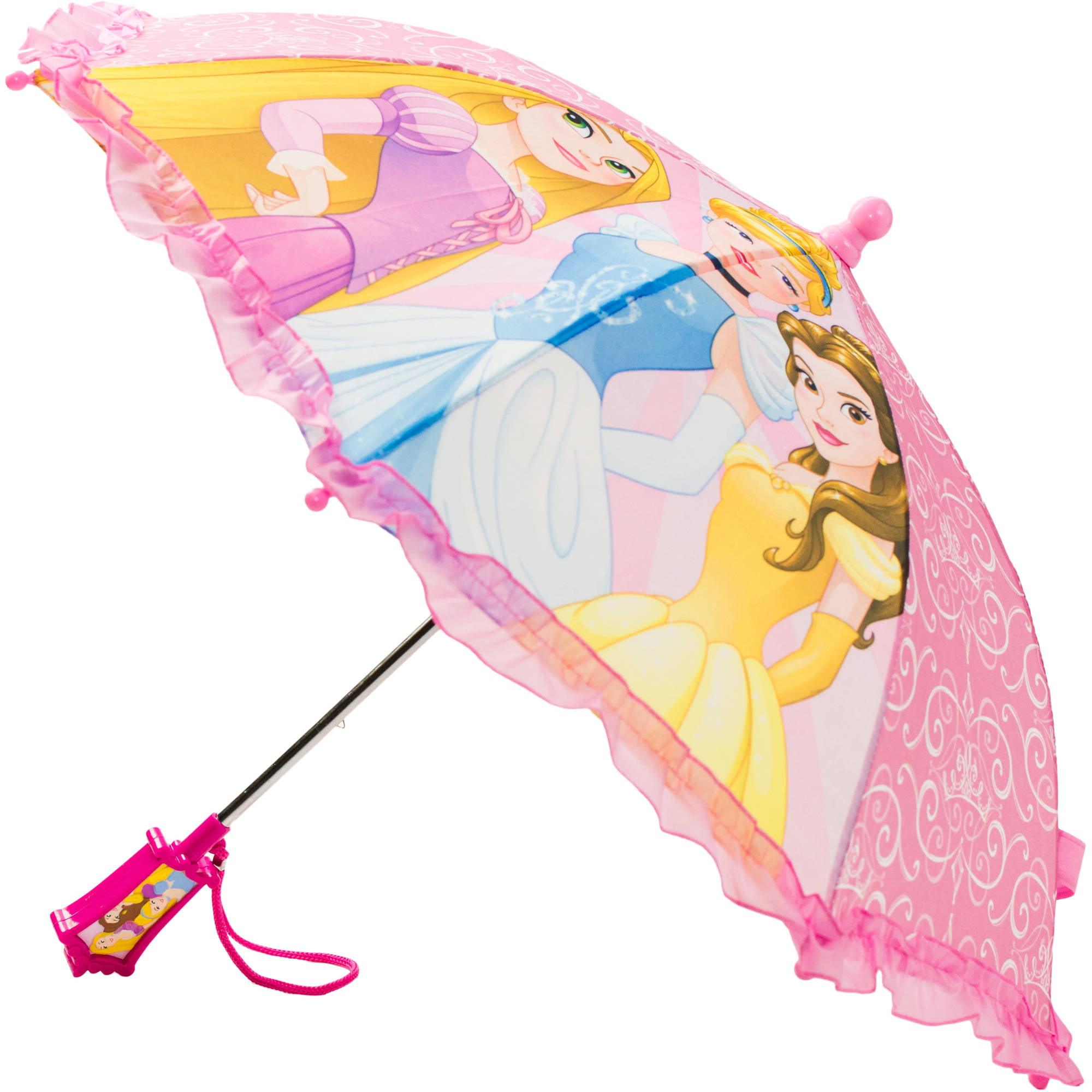 Disney Princesses Baby Toddler Girl Umbrella